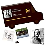 #2: Taylor Swift Reputation CD {Limited Edition UPS TRUCK - Photo Bundle}