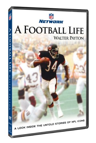 Payton Walter Cover - NFL: A Football Life - Walter Payton