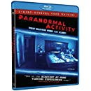 Paranormal Activity (Two-Disc Edition) [Blu-ray]