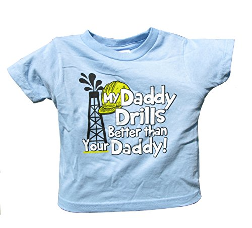 Price comparison product image My Daddy Drills Better - Girls 2T - T-Shirt