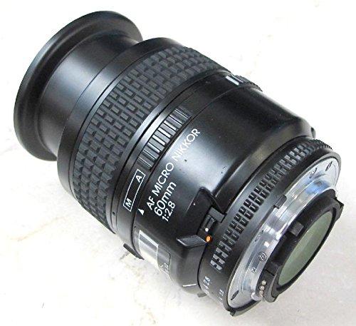 Nikon AF Micro Nikkor 60mm 1:2.8 Camera Lens