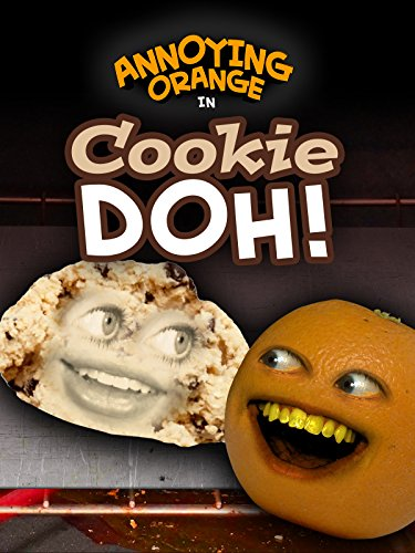 Annoying Orange - Cookie-Doh (Nestle Toll House Break And Bake Cookies)