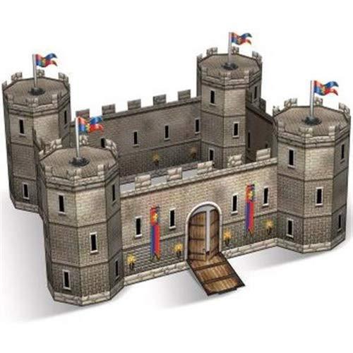 Beistle 3-D Castle Centerpiece
