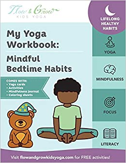 My Yoga Workbook: Mindful Bedtime Habits: Amazon.es: Lara ...