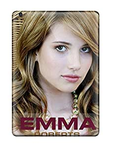 CaseyKBrown Scratch-free Phone Case For Ipad Air- Retail Packaging - Emma Roberts?wallpaper