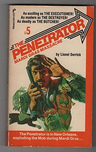 book cover of Mardi Gras Massacre
