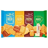 Tesco Biscuit Barrel Selection 700g