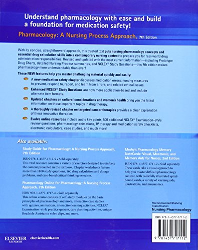 Pharmacology: A Nursing Process Approach (Kee, Pharmacology) - http://medicalbooks.filipinodoctors.org