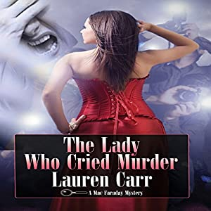 The Lady Who Cried Murder Audiobook