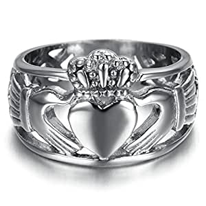 "Amazon.com: Xiangling Jewelry Stainless Steel ""With my"