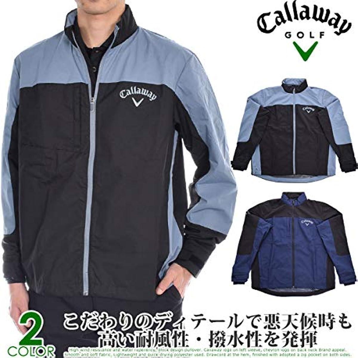 [해외] 캘러웨이 CALLAWAY 스윙 텍 풀 ZIP 긴 소매 바람 셔츠