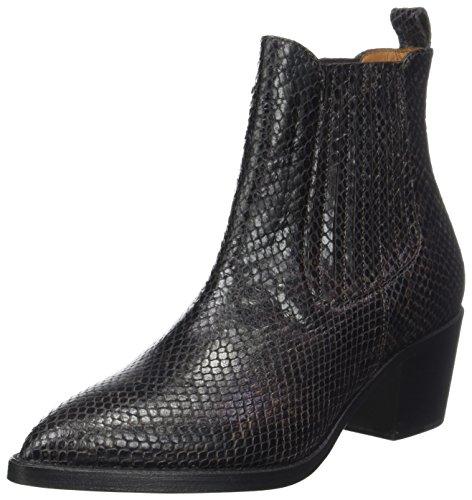 Vanessa Bruno Dameslaarzen Chelsea Boots Marron (vlakke)