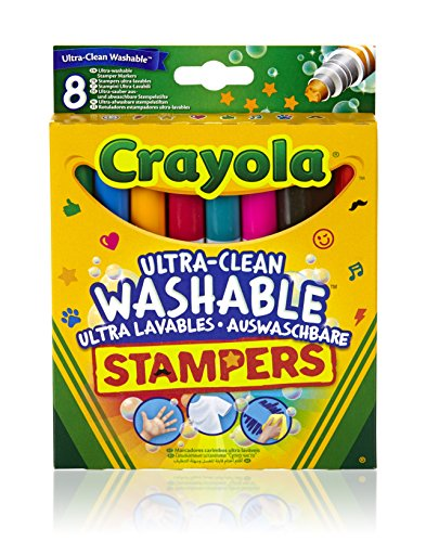 (Crayola 8-Ultra Clean Marker)