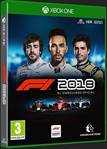 Formula 1 2018 - Xbox One: Amazon.es: Videojuegos