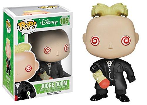Funko POP! Disney: Roger Rabbit Judge Doom Action Figure