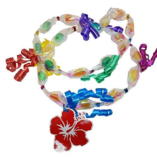 ENJOY Hawaiian Candy Lei (Hibiscus)