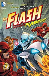 The Flash Vol. 2: The Road to Flashpoint (Flash (DC Comics Unnumbered))