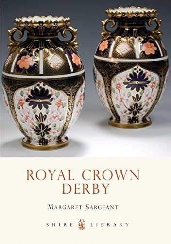 Royal Crown Derby (Shire Library) (Derby Antique Royal Crown)