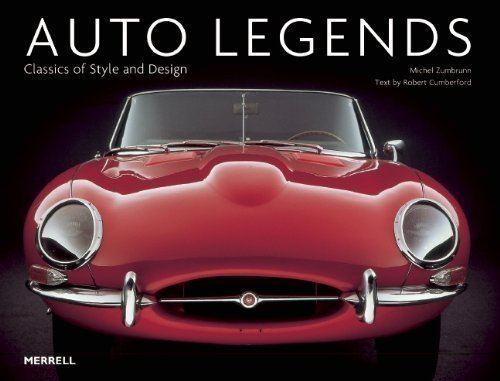 Auto Legends: Classics of Style and Design Revised Edition by Cumberford, Robert published by Merrell Publishers Ltd (2004)