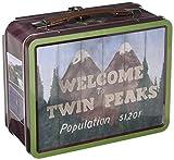 twin peaks game - Bif Bang Pow! Twin Peaks Welcome to Twin Peaks Tin Tote