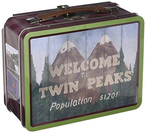Bif Bang Pow! Twin Peaks Welcome to Twin Peaks Tin Tote ()