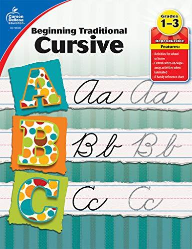 Beginning Traditional Cursive, Grades 1 - 3 (Learning Spot) ()