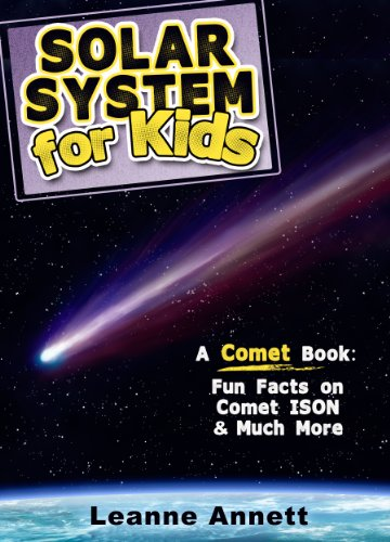 Solar System Kids Comet Book ebook product image