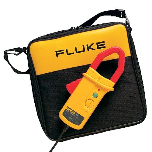Fluke I410-KIT AC/DC Current Clamp Kit with Carry Case, 600V Voltage, 400A AC/DC Current by Fluke