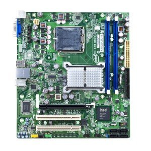 Quad Socket 775 Motherboards (Intel DG41RQ Intel G41 Socket 775 mATX Motherboard w/Video Audio &)