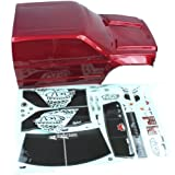 Redcat Racing Red Car Body Front Part Official Car Parts