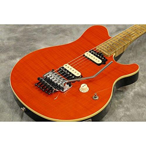 MUSIC MAN/AXIS Translucent Orange B07F7QPX6D