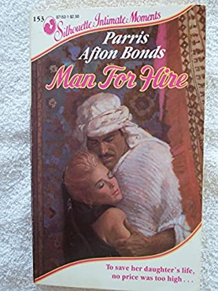 book cover of Man for Hire