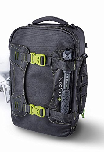 GoScope STOKED PAC – Phantom 2, 3, 4, 4pro Adventure/Travel Backpack