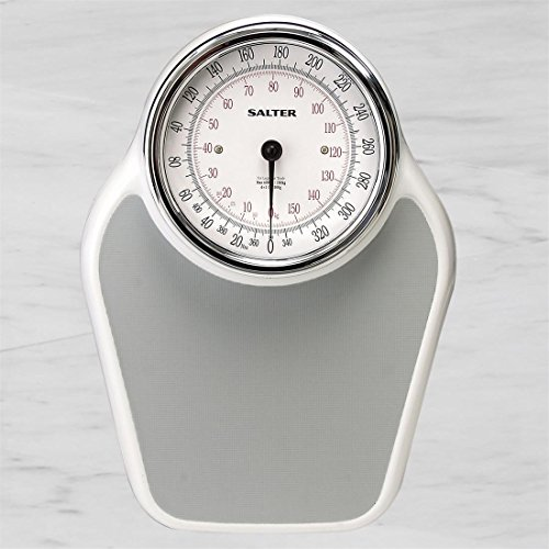 Brylanehome Doctor's High Capacity Bathroom Scale - Up To 400 Pounds (Silver) by BrylaneHome