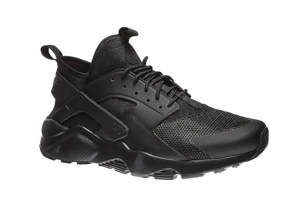 Nike Air Huarache Run Ultra Men's schuhe, Hausschuhe de Running para Hombre schwarz
