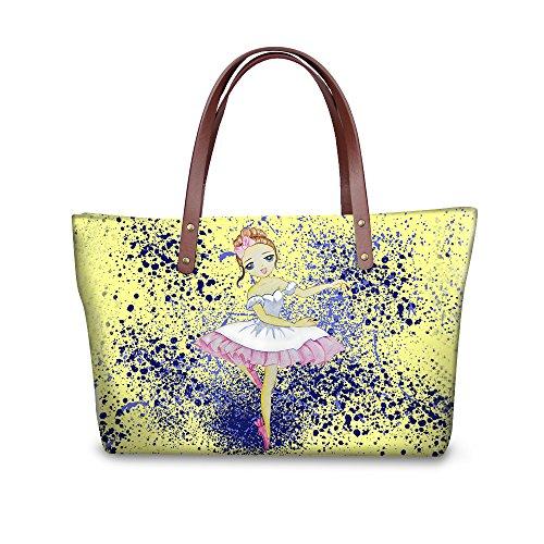 FancyPrint Wallets Bags Women School W8ccc1857al Purse Bags Foldable leather rOEwxqZUr