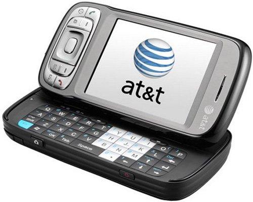 Htc 8925 Tilt Phone - AT&T Tilt Phone, Silver (AT&T)