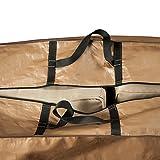 Abba Patio Seat Cushion Storage Bag, Waterproof