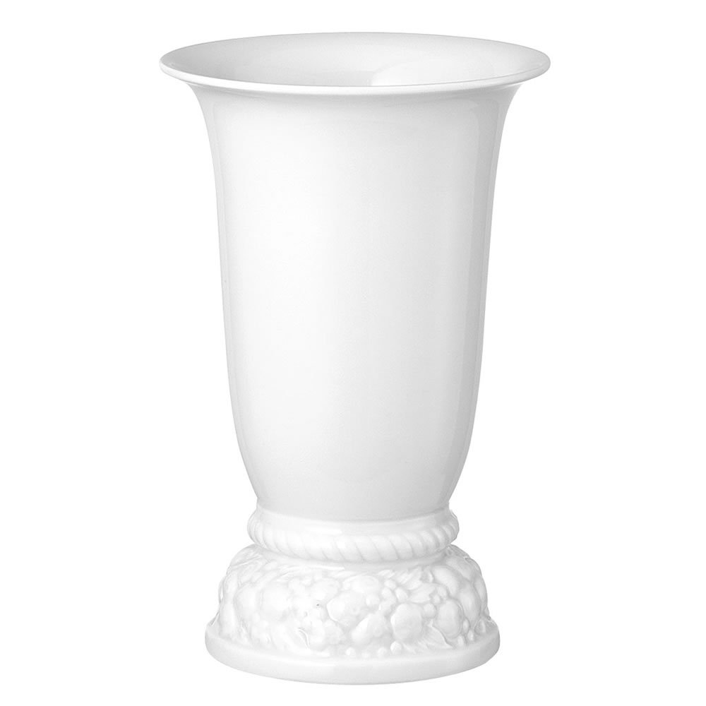 Rosenthal 10430-800001-26018 Maria Vase 18 cm, weiß