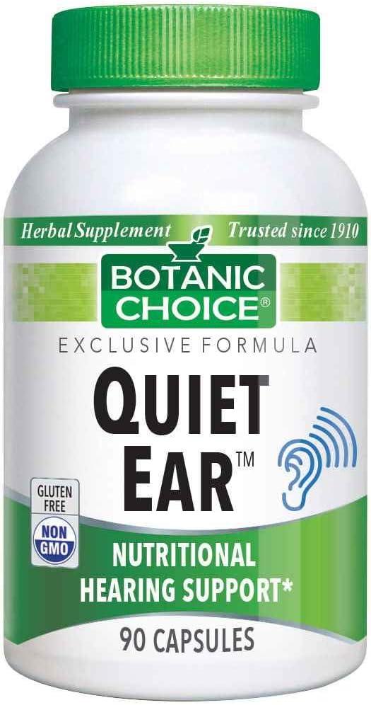 Botanic Choice Quiet Ear™,90 Capsules