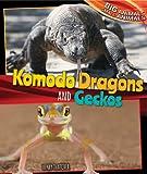 Komodo Dragons and Geckos, Henry Thatcher, 1477761063