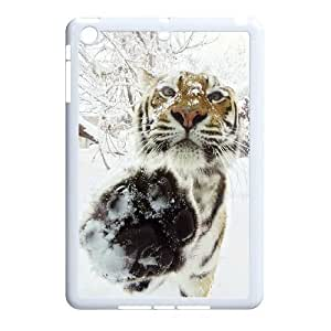 High quality tiger Pattern Hard Shell Cell Phone Case for For iPad Case Mini color20