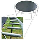 """ReaseJoy 20 Pcs 5 1/2"""" Inch Trampoline Springs"""