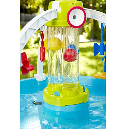 Little Tikes Fun Zone Battle Splash Water Play Table Game for Kids by Little Tikes (Image #3)