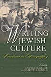img - for Writing Jewish Culture: Paradoxes in Ethnography book / textbook / text book
