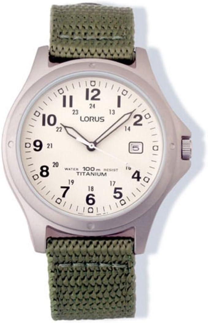 Amazon.com: Lorus Gents Sports Watch RXD425L8: Watches