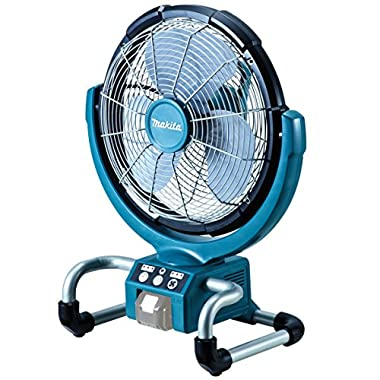 Makita DCF300Z 18V LXT Lithium-Ion Cordless 13-Inch Job Site Fan
