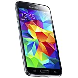 Samsung Galaxy S5 16GB SM-G900H-BK Unlocked Smartphone Import-Black