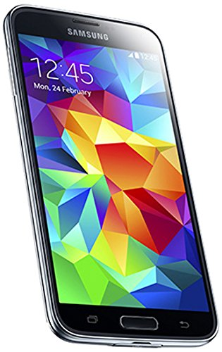 Samsung Galaxy S5 SM-G900H 16GB Factory Unlocked, No Warranty - International Version (Black)