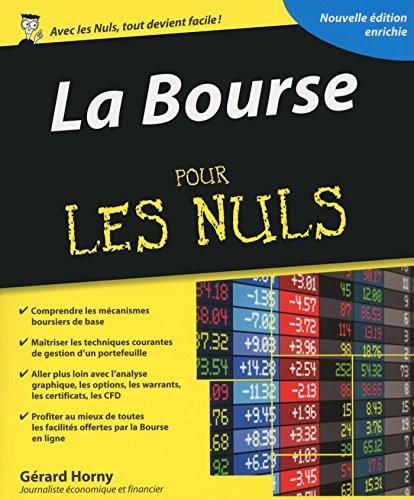La Bourse pour les Nuls 3e édition (French Edition)